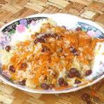 Фруктовый плов рецепт — безумно ароматное блюдо!