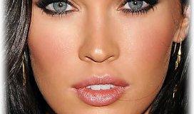 макияж меган фокс