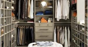 Оптимизируем пространство с помощью гардеробной комнаты