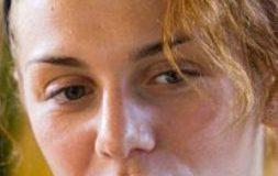 Анна Седакова без макияжа