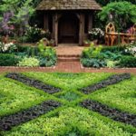 Ландшафтный дизайн и украшение дачного участка