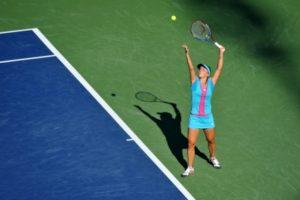 Размеры теннисной площадки