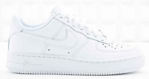 Кроссовки Nike Air Force: эстетика и комфорт