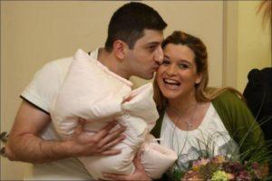Свадьба Бородиной и Омарова