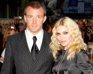 Мадонна и ее второй муж Гай Ричи