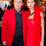 Звёздные семьи: супруга Меньшикова