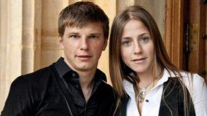 Первая жена футболиста Андрея Аршавина - Юлия Барановская