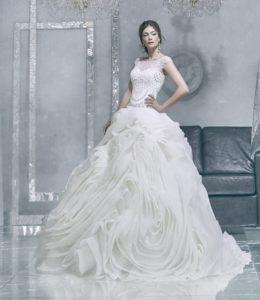 кружевные свадебные платья от pollardi.ru для невесты