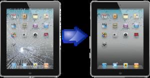Ремонт iPad и ремонт MacBook