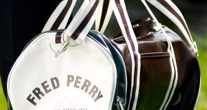 Сумка Фред Перри из линии спортивных аксессуаров