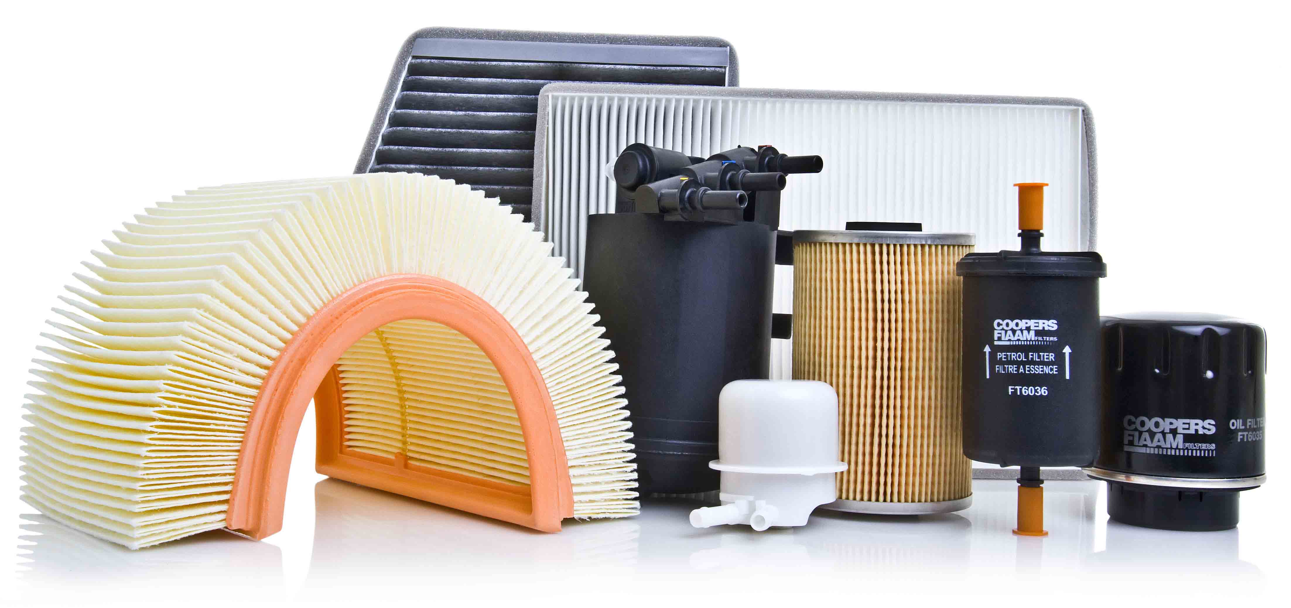 Почему вашему автомобилю не обойтись без фильтров?