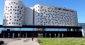 Отзыв об отличном отдыхе в отеле Crowne Plaza St.Petersburg Airport