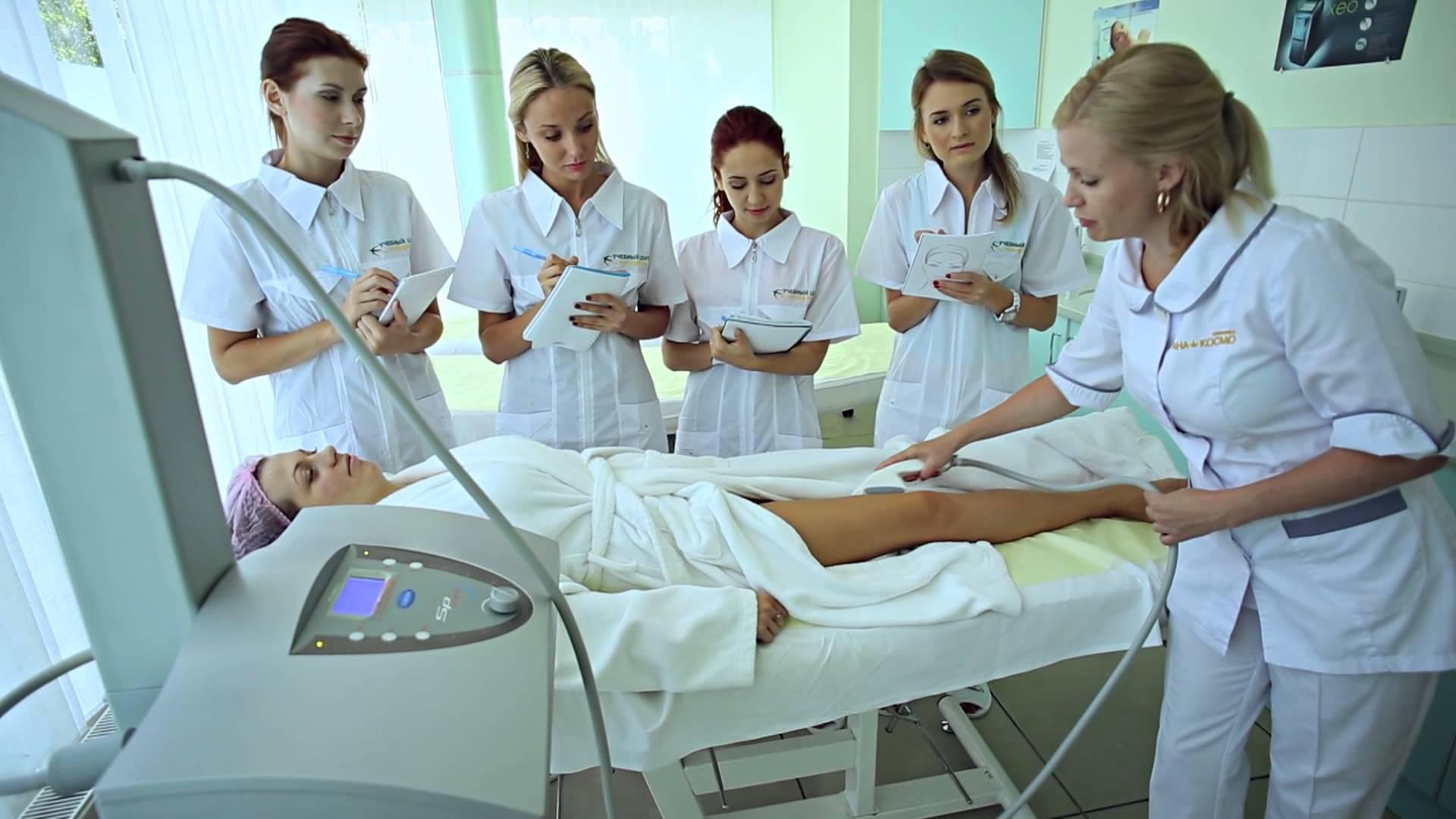 Обучающие курсы для косметологов от «Elm Tree» - интерес приносящий прибыль
