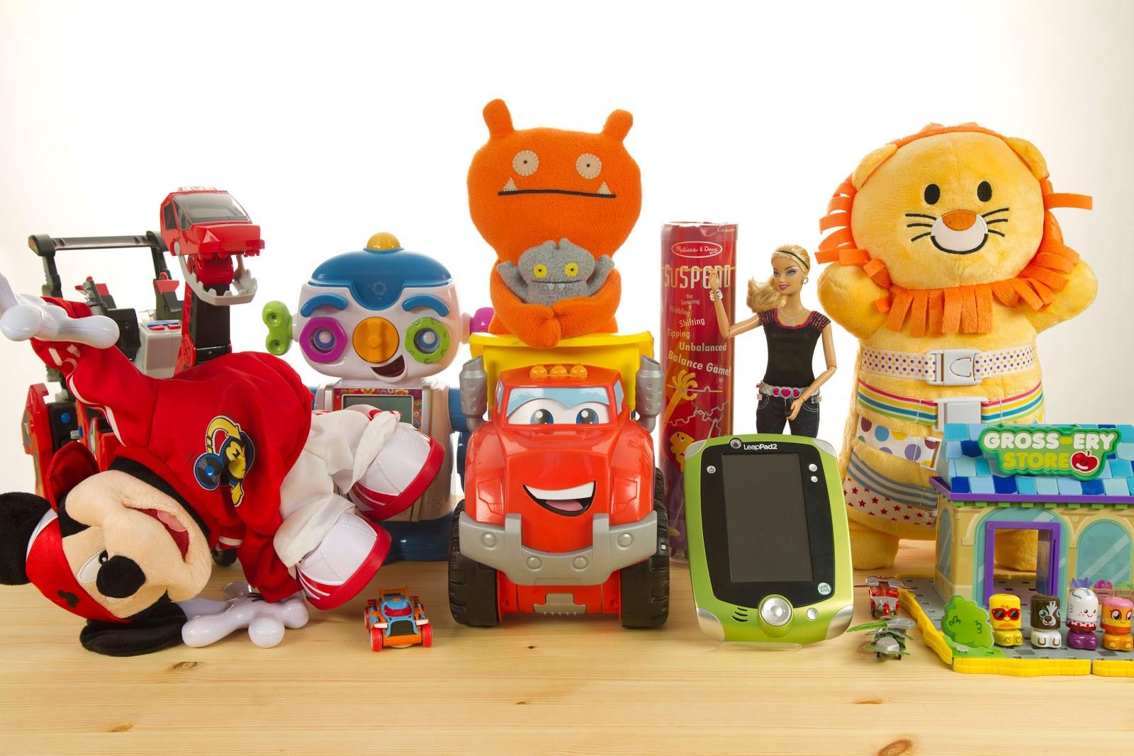 Выбираем игрушки правильно