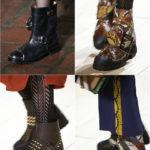 Сумки и обувь: актуальные тенденции зимы 2017