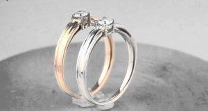 Серебряные обручальные кольца - какие главные отличия от золота и платины