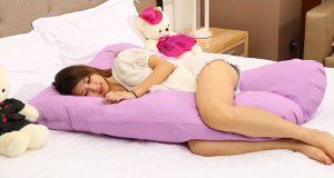 Спокойный сон на подушке для беременных – здоровье будущей мамы и ее ребенка
