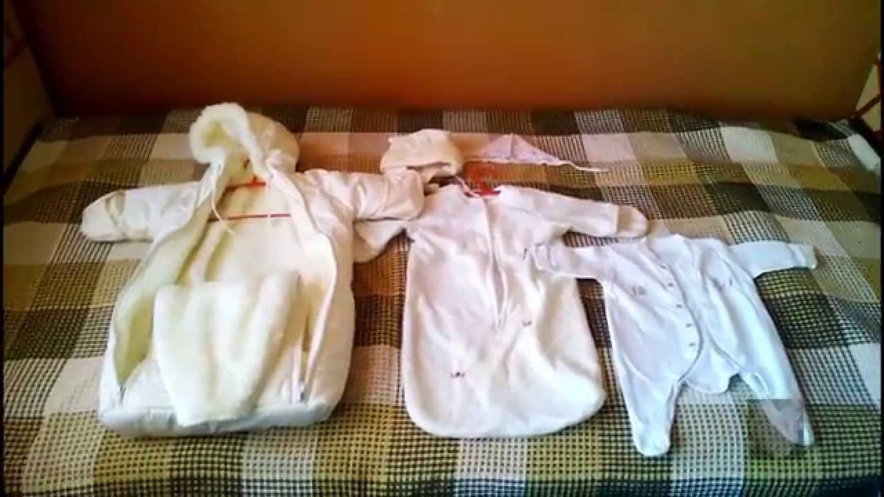 На что обращать внимание при выборе одежды для малыша?