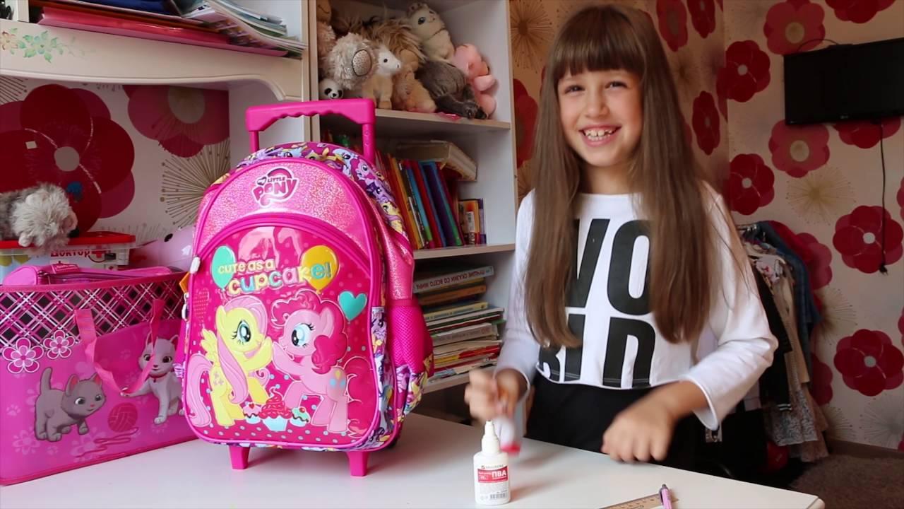 Рюкзак для первоклассника: что учесть при выборе?