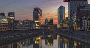 Из Дюссельдорфа в Брюгге