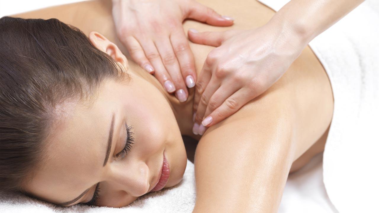 Массаж – хорошо всегда, а анти стрессовый массаж – особенно полезный!