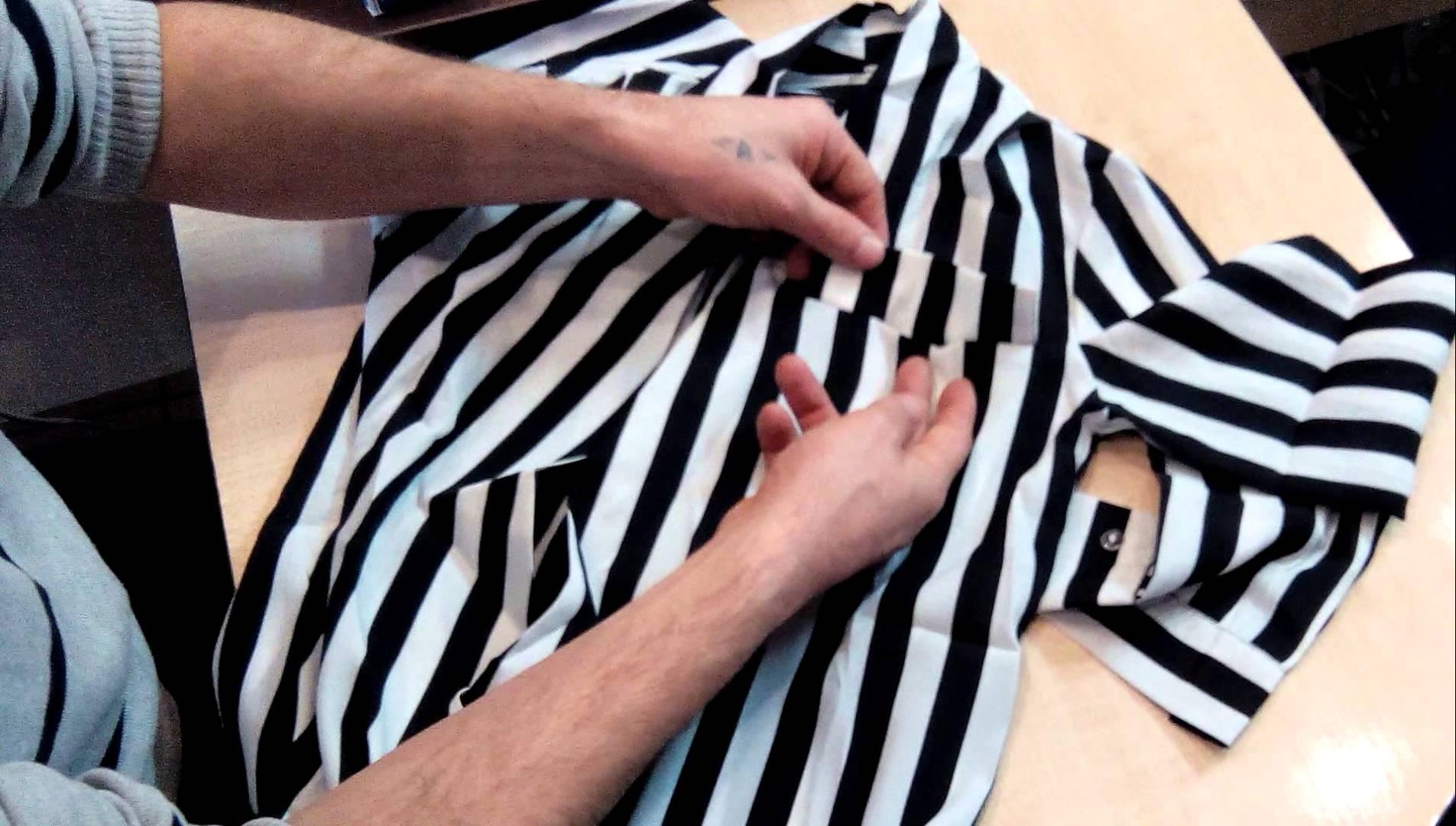 Тренды сезона: рубашки в полоску