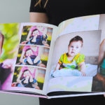 Как сделать фотокнигу для новорождённого?