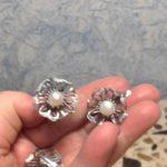 Серебряные серьги – на праздник и на каждый день