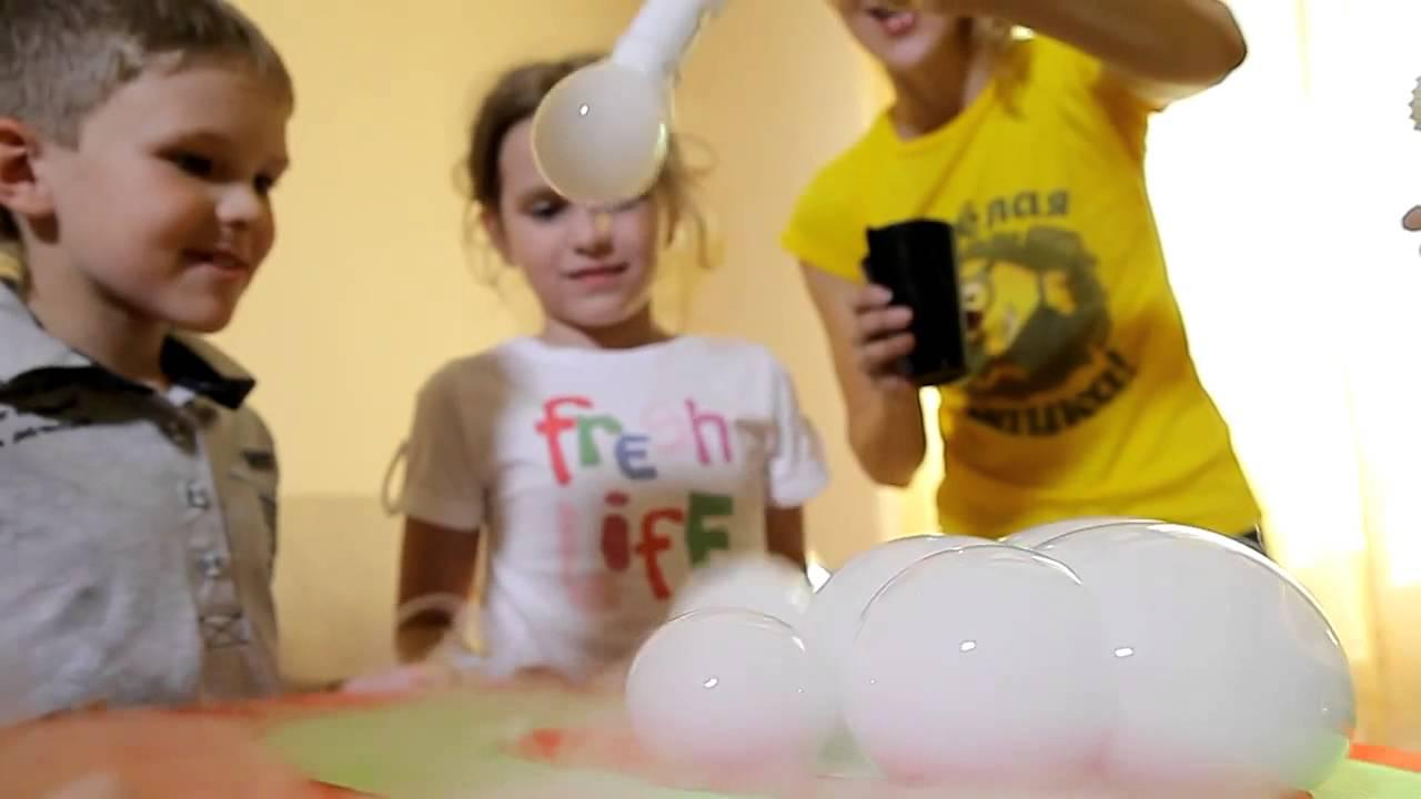 Химическое шоу на утренник в детском саду: интерес к науке с ранних лет