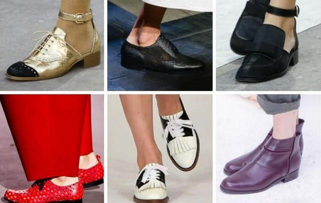 Модная Одежда Обувь 2017