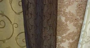 Наиболее популярные ткани для изготовления штор