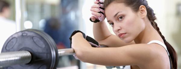 тренировки в тренажерном зале для девушек