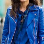 Что надеть с синей курткой?