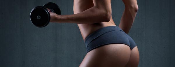 упражнения для мышц ягодиц