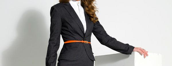 деловой стиль женщины