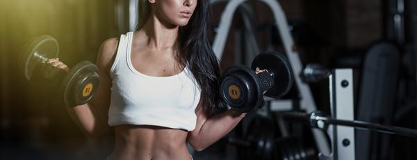 тренировки для девушек в спортзале