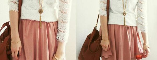как красиво одеться