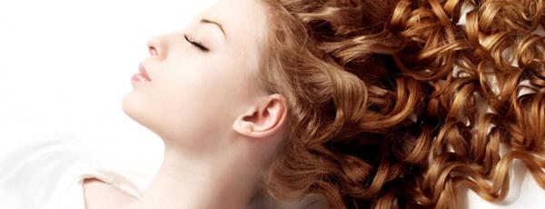 кудрявые волосы прически