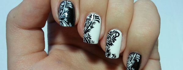 узоры на ногти