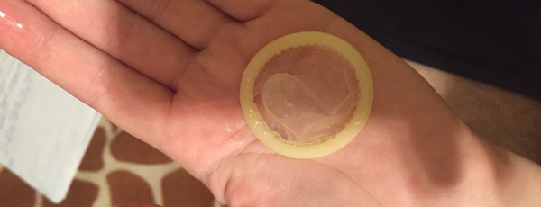 как надевать презерватив
