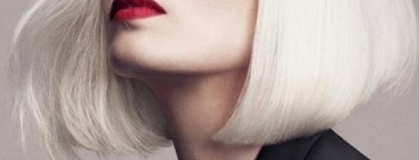 волосы без челки