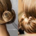Простые вечерние прически на волосы средней длины