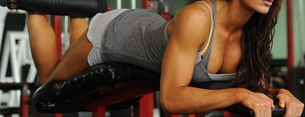 как накачать мышцы ягодиц