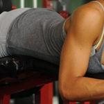 Работаем с ягодичными мышцами
