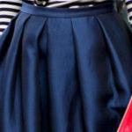 С чем носить юбки разных фасонов