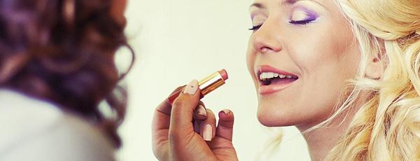 макияж и прическа на дому