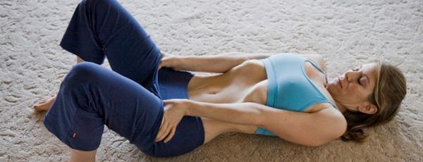 упражнения для живота и талии