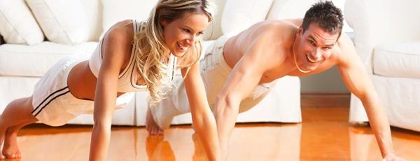 зарядка утренняя упражнения