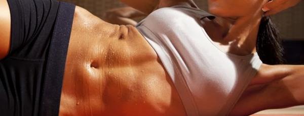 как накачать мышцы живота