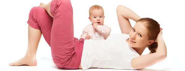 как можно похудеть после родов